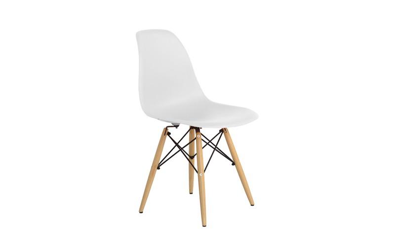 sillas comedor modernas baratas ikayaa unids apilables On sillas blancas modernas