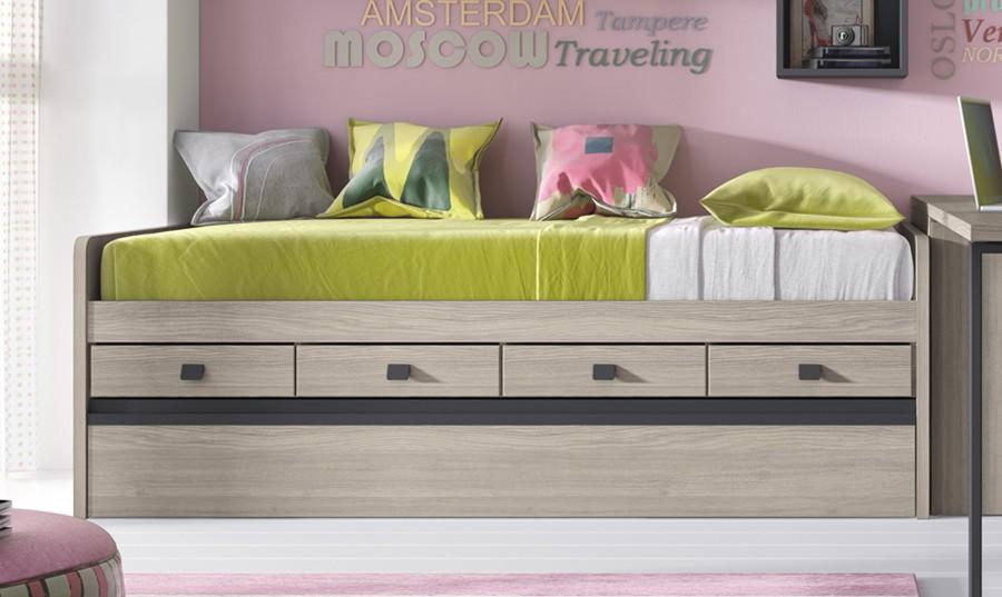 Increíble Rey Camas Muebles Laterales Ornamento - Muebles Para Ideas ...