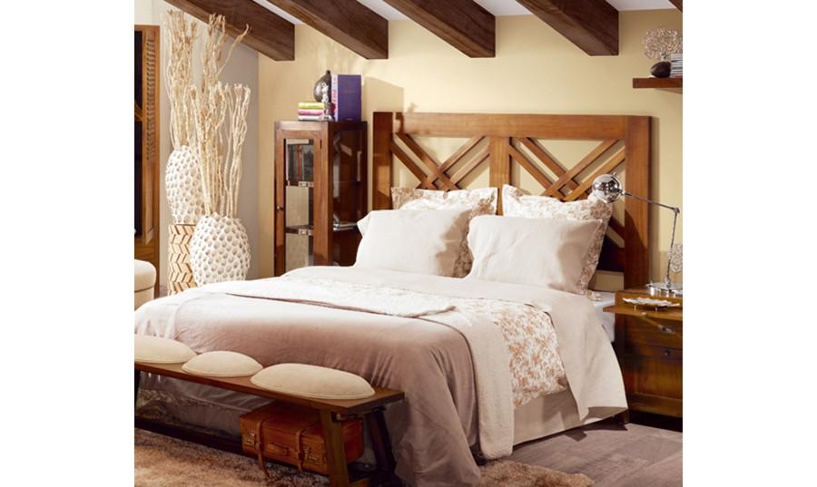 Modelos de cabeceras de cama en madera top good modelos - Cabecero de cama de madera ...