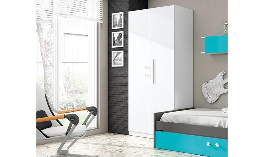 Armarios habitacion infantil armario esquinero para for Mueble esquinero para dormitorio