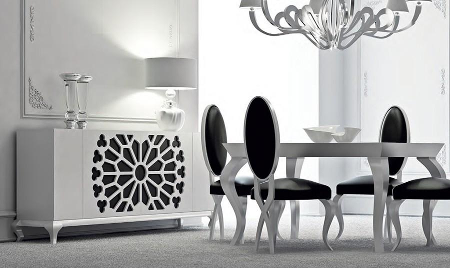 Aparadores y vitrinas de estilo en page 2   muebles rey (2)   page ...