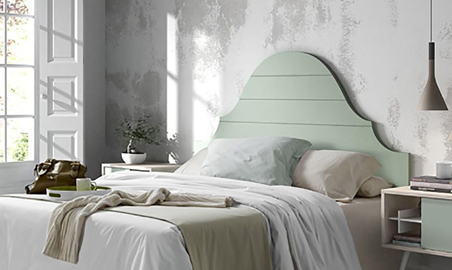Cabezeros de cama interesting cabeceros originales cama - Cabeceros modernos originales ...