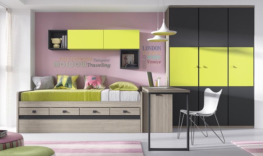 Armarios en esquina para dormitorios beautiful armario for The amazing muebles el paraiso dormitorios beautiful