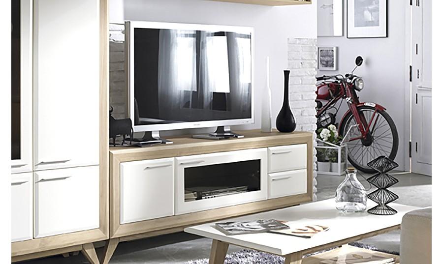 Mueble Para Tv Para Saln Moderno Palermo Comprar Muebles Para Tv En Muebles  Rey With Muebles Modernos Para Salon