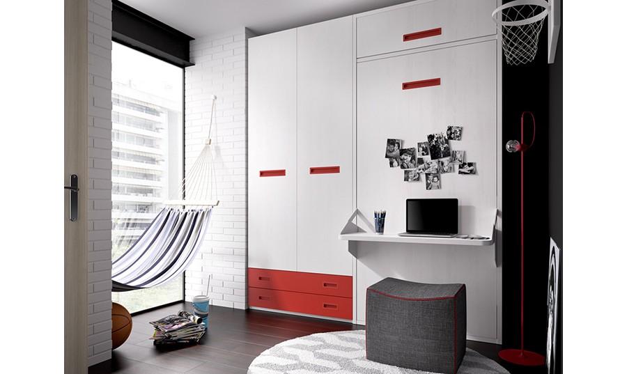 armario para dormitorio juvenil cardiff