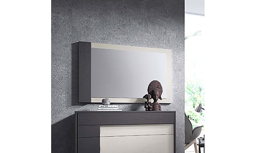 marco con espejo para dormitorio moderno cascais comprar espejos en muebles rey