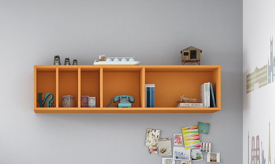 Muebles para almacenar almacena la vajilla - Estanterias para habitacion infantil ...
