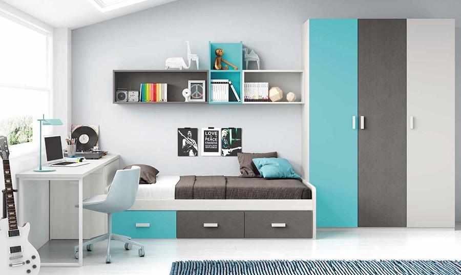 armario para dormitorio juvenil girona
