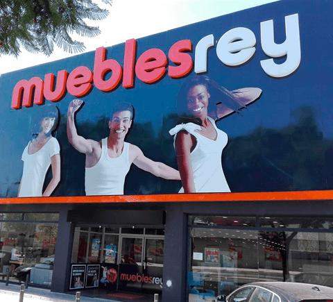 Muebles Rey Utrera-Sevilla