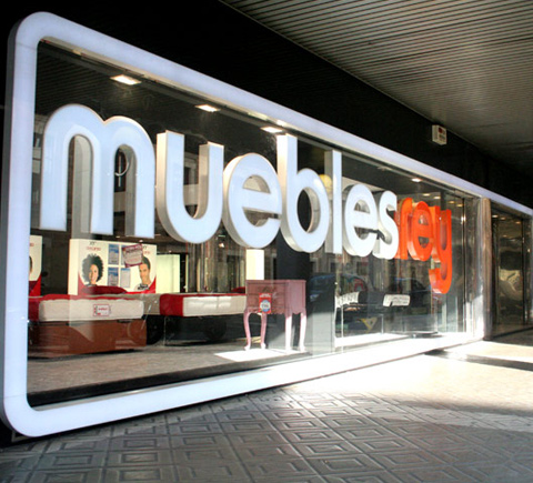 Tiendas de muebles bilbao idea creativa della casa e for Muebles rey navarra